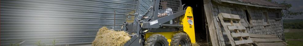 thomas equipment new brunswick